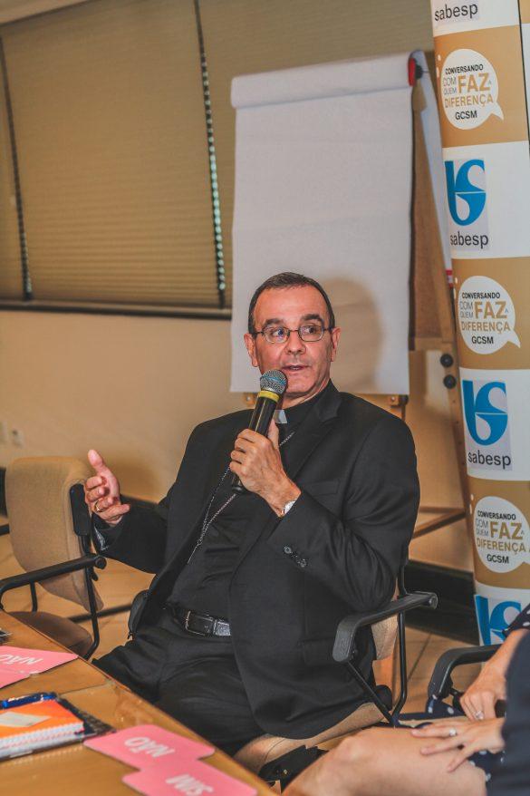 CCQFD – Bispo Dom Carlos Lema Garcia