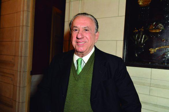 O jantar de homenagem a José Roberto Maluf