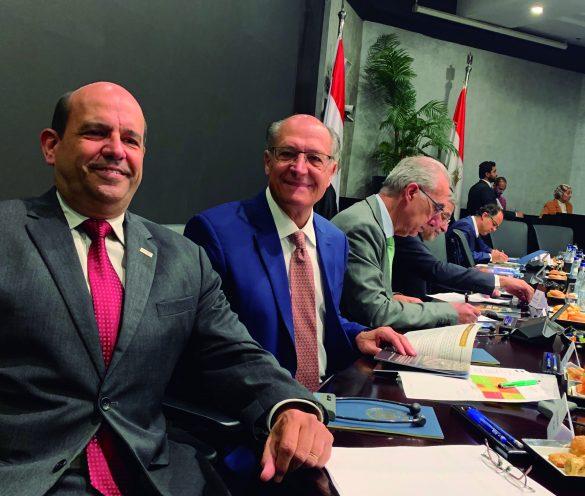 Os caminhos das relações comerciais Brasil-Egito no World Company Award 2019