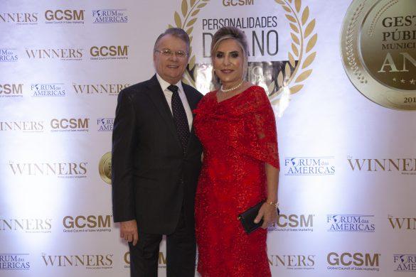 Muita emoção e fortes discursos marcam a premiação de Personalidades do Ano 2019