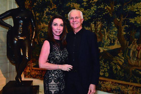 Jantar chez Anne e Nelson Wilians reúne grandes nomes da política e do empresariado
